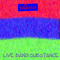 Live Band Substance CD cover.